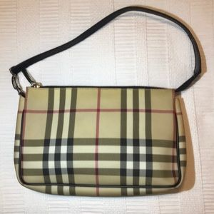 Authentic Burberry Nova Check bag - like new!